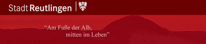 Logo Stadt Reutlingen Formularserver